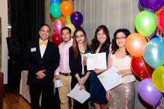 Cafe Con Leche Scholarship Winners