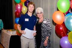 Jack and Jeaunell Aaron Family Scholarship