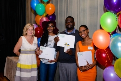 Lysle and Ken Huddleston Scholarship Winners