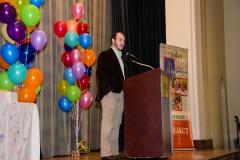 Speaker Caleb Levell