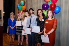 Andrew Raymond Duncan Memorial Scholarship Winners
