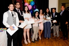 Scholarship Reception 2017-18