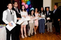 Scholarship Reception 2017-18