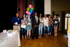 Scholarship Reception 2017-19