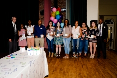 Scholarship Reception 2017-20