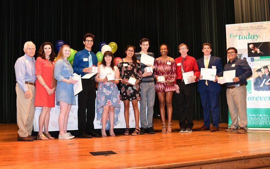 Scholarship Reception 2018